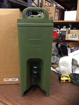 Silite Insulated Drink Dispenser 5 Gal Hotcold