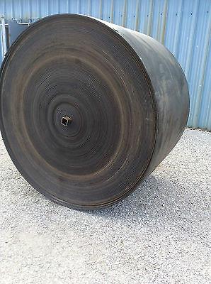 48 Conveyor Belting 715 Long - 3-ply - 48 Inch Mine Sand Gravel Conveyor Belt