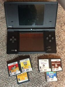 Nintendo DS LETS SEE WHATS OUT THERE THERE!!!!