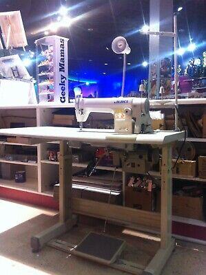 Juki Sewing Machine Juki Overlock Machine Lot Of 2 Local Pick Up Only