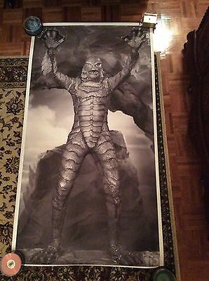 RARE 6 Foot Creature From The Black Lagoon Great Collectors Item
