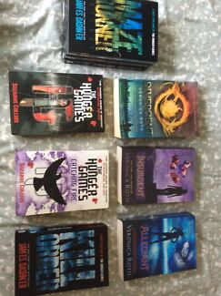 Assorted Books Young Adult to Adult fiction