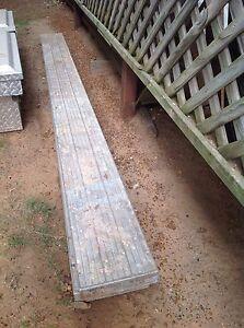 Aluminium scaffolding planks 3 m Plainland Lockyer Valley Preview