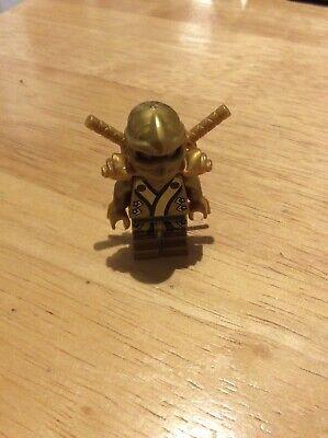 Lego Ninjago Lloyd golden ninja final battle mini figure