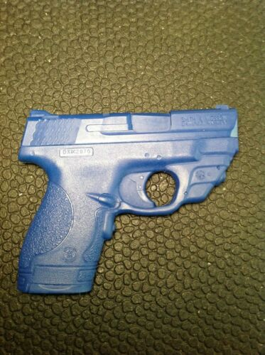 Rings Blue Gun Smith & Wesson M&P 9 Shield with Laser