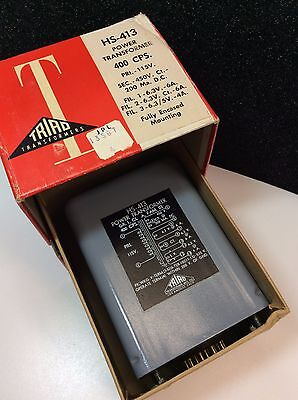 Triad Hs-413 Power Tranformer