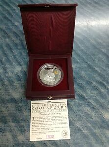 THE AUSTRALIAN KOOKABURRA SILVER COIN Guildford Swan Area Preview