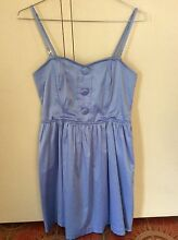 Baby Blue Cute Summer Dress Griffith Griffith Area Preview