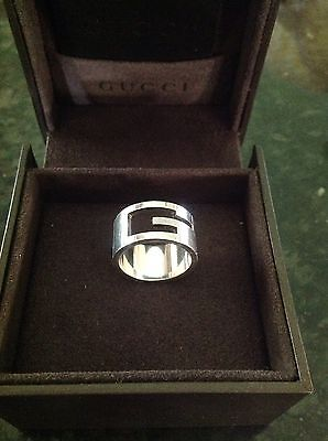 Gucci Sterling Ring