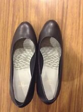 Size 9 Clarks working highheel Braddon North Canberra Preview