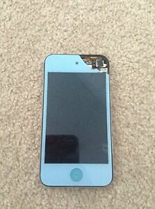 iPod 4 (BROKEN) for parts