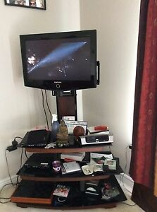 27 inch tv with stand