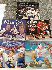 Hockey Books by Mike Leonetti