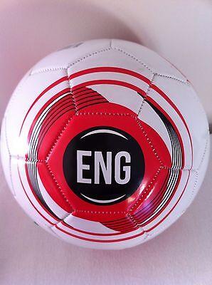 England Size 5 Football World Cup Soccer Ball English Premier League E.P.L NEW