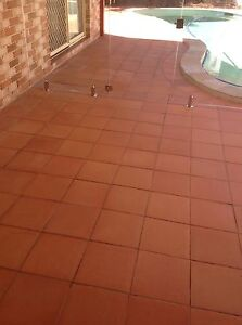 Used Terracotta pavers Arundel Gold Coast City Preview