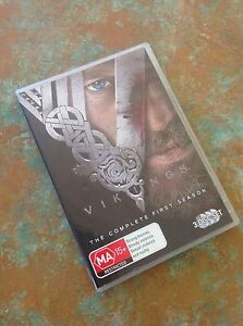 Season 1 of Vikings on DVD Cardiff Heights Lake Macquarie Area Preview