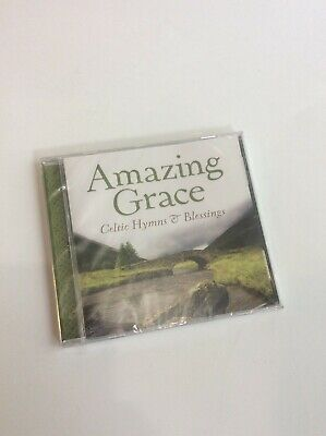 Celtic Blessing Music (Amazing Grace Celtic Hymns & Blessings, CD, New, Sealed in Package )