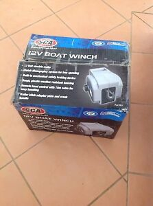 12v Boat Winch Helensvale Gold Coast North Preview
