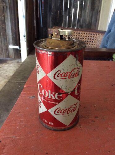 Antique full-size promotional Coca-Cola lighter super rare