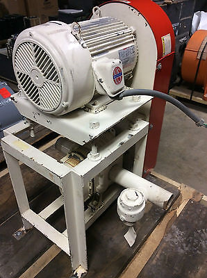 Sutorbilt Rotary Positive Blower 4m-l - Mac Model 422-a-4mvl - 10 Hp 4 Blower
