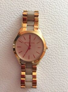 FOR SALE Michael Kors Rose Gold Watch