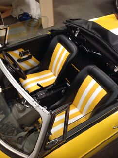 Car and caravan upholstery specialist Wangara Wanneroo Area Preview