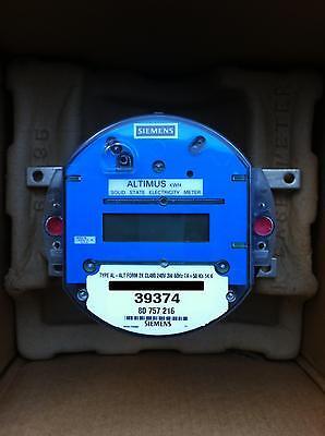 Siemens Lg - Watthour Meter Kwh Altimus Bolt In K-type 240v 480a Al-alt