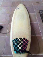6'1 hellfish surfboard Currimundi Caloundra Area Preview