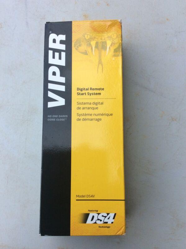 VIPER DS4V DIGITAL REMOTE START SYSTEM