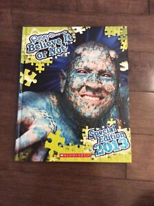 Ripley's Believe it or Not! Special Edition 2013