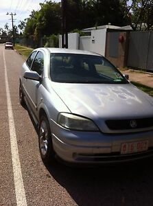 2001 Holden Astra for sale!! 2000 Alawa Darwin City Preview