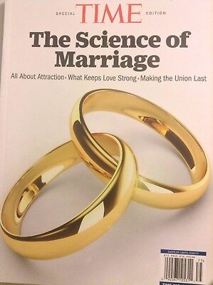 time Magazine The Science Of Marriage April 2017 (Time Magazine The Science Of Marriage 2017)