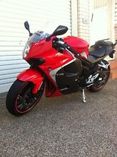 Hyosung GTR650 EFI. Low Kilometres, Excellent Condition. Runaway Bay Gold Coast North Preview