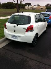 Toyota Yaris 2010  AUTOMATIC Greenvale Hume Area Preview