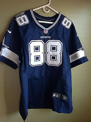 Nike Dallas Cowboys Dez Bryant Autograph NFL Game Jersey Men Size 48  L         K a015a4e5c