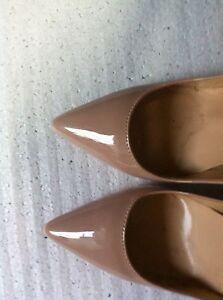 Christian Louboutin nude patent 38 replica shoes Keysborough Greater Dandenong Preview
