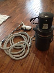 Electrolux Central Vacuum with vacuum hose, hardly used, $150