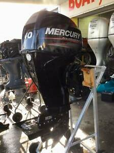 40hp Mercury Outboard Motor 4 Stroke S2829 Southport Gold Coast City Preview