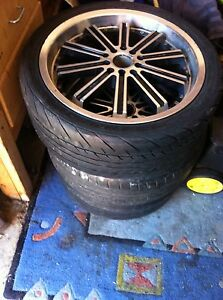 Three tires Cranbourne North Casey Area Preview