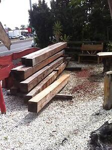 Hardwood Posts!200 x 200 ON SPECIAL!! $100/lineal metre!!! Southport Gold Coast City Preview