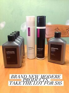 Brand New Modere items.