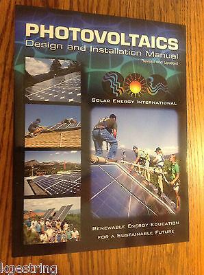 SEI Solar System Design & Installation Manual plus free Solar Catalog