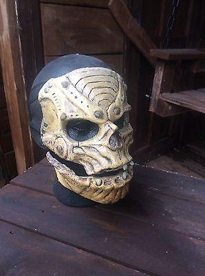 Slipknot mask  Sid Wilson Volume 3 skull mask