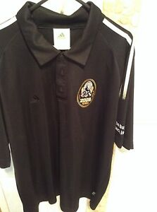 COLLINGWOOD football club 2008 Members afl shirt size XL like new Burleigh Waters Gold Coast South Preview