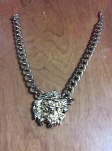 Lion shape necklace