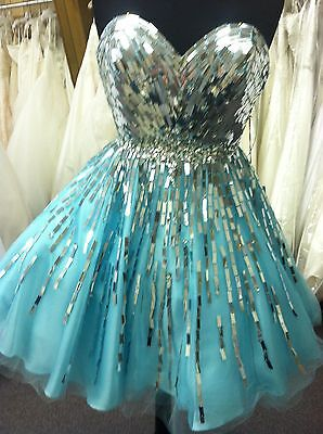 Winter Wonderland Homecoming Dresses 37