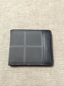 Burberry Brit Check Wallet