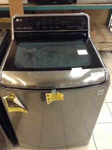 LG 'DIRECT DRIVE'  WASHER @ HFHGTA VAUGHAN