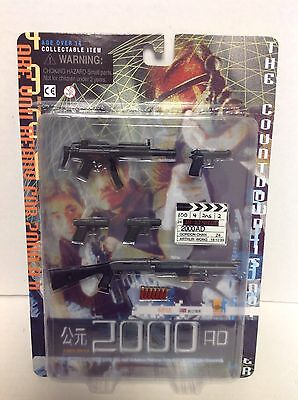 Dragon Gordon Gsu 2000 Ad Weapons Set  Drf73017 1 6 Scale