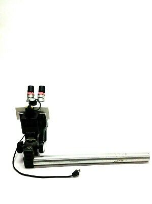 Bausch And Lomb Coaxial Illuminator Sn 1732 With Adjustable Mount